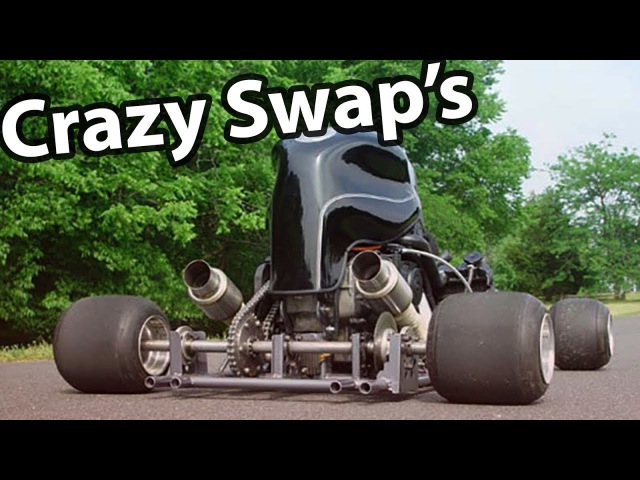 Ultimate Crazy Engine Swaps You Never Seen