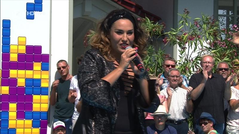 La Bouche - Be My Lover (ZDF-Fernsehgarten - 2018-08-12)