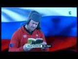 Brian JOUBERT JO2014 Leçons de russe par les athlètes bleus