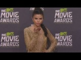 Selena Gomez, Kim Kardashian and other hot Hollywood stars arrive for MTV Movie Awards