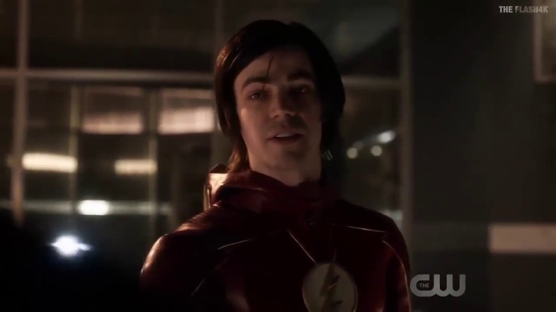 Future Barry Gives Barry Information About Speedforce Prison | The Flash S03E19