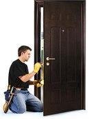 Стандартная установка межкомнатных дверей с фурнитурой - от 250грн.