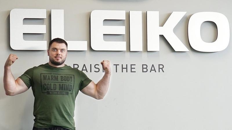 Trip to ELEIKO Factory / weightlifting by Torokhtiy