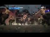 07072011 Break Down Dancing in the Water@Kim Hyun Joong in Mnet 20s Choice Awar