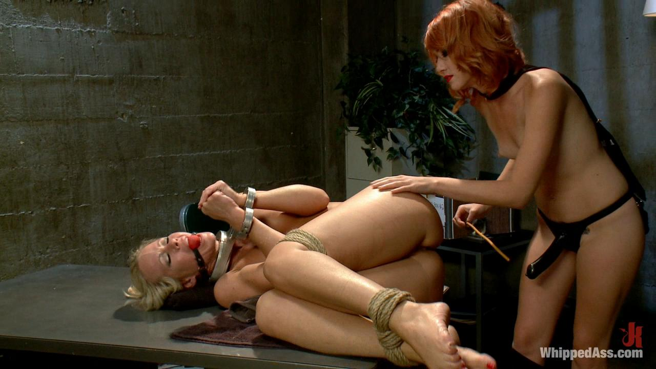 WOW MILF prostitute punished & Dp'd by smoking hot redhead rookie cop! # 1