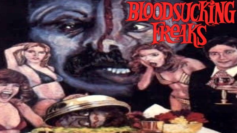 EL TEATRO DEL HORROR DEL DR SARDÚ Blood Sucking Freaks Subs Esp 1976