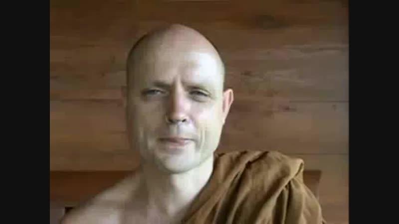 Буддийская медитация (12) Созерцание