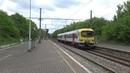 Aankomst van Duikbril 935 in Antwerpen Zuid