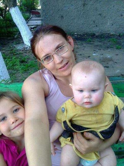 Антонина Зубковб---Гулык, 20 марта 1999, Москва, id211568489
