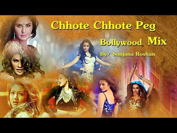 Chhote Chhote Peg Bollywood Multifandom - VM | Yo Yo Honey Singh | Neha Kakkar | Navraj Hans