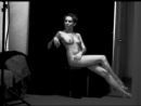 """Nude photography in St. Petersburg """"making of"""" no4"""