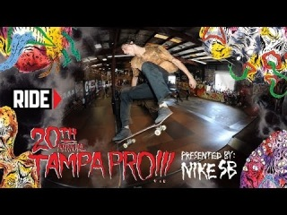 Lil Wayne, Shane O'Neill, and More - Tampa Pro 2014 - Day 3