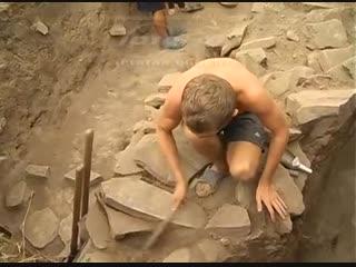 10. Археологические раскопки