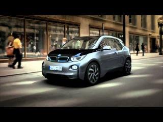 BMW представила новые электромобили i3  (Official TV Commercial)