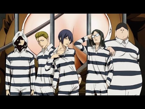 Аниме Школа-тюрьма / Prison School (OVA)