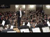 Конец IV части Серенады для струнного оркестра Чайковского