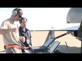 Американский беспилотный самолёт RQ 4 Global Hawk