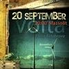 20 сентября ВОЛЬТА в Массолите!