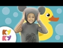 Кукутики В ВАННОЧКЕ КУПАЕМСЯ детская песня мультфильм