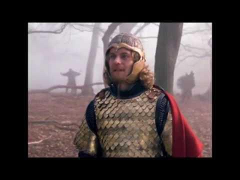 Merlin 1998 Arthur vs Mordred