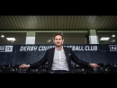 Frank Lampard named as Derby County's new manager