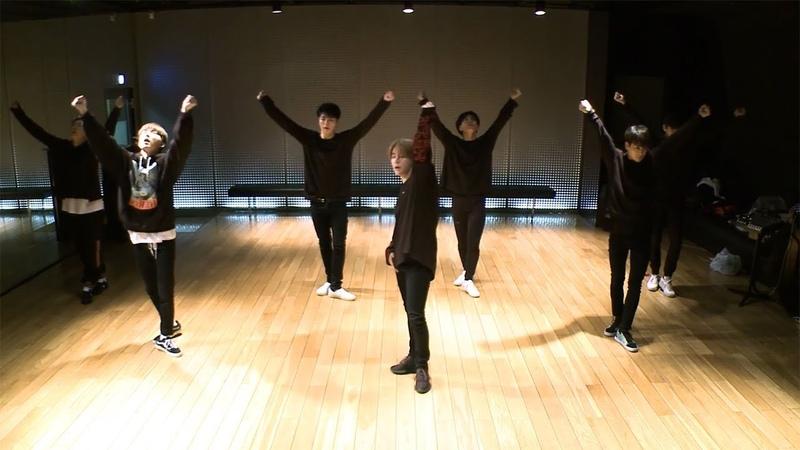 IKON - 사랑을 했다 (LOVE SCENARIO) Dance Practice (Mirrored)