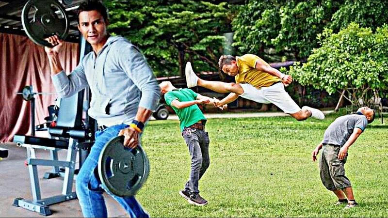 TONY JAA Super Skills Training NEW HD