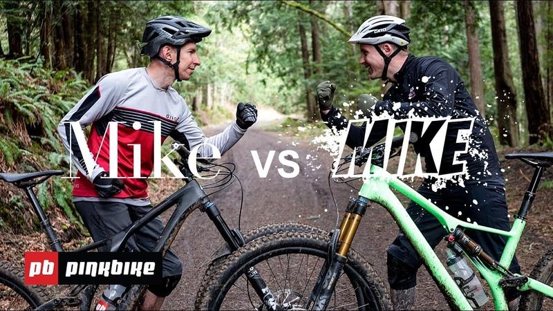 Specialized Stumpjumper vs. EVO | Mike vs. Mike
