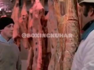 Канело тренируется по Рокки к бою с Головкиным