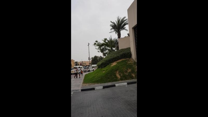 Дубай. Бурдж Аль Араб