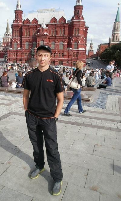 Аркадий Тудегешев, 12 августа 1984, Таштагол, id137546555