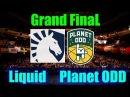 🔴Dota 2 - Team Liquid(Miracle) vs Planet ODD    Grand FinaL    Best of 5    Dota 2 Tournament