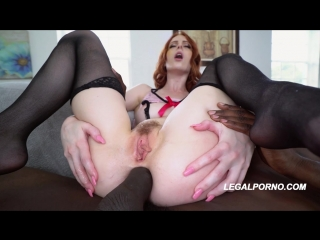Alex Harper (Bad Ass Alex in her American Anal BBC DP Gapes Galore AA028)[2018, Toys,Gape,Farts,Stockings,DP,Interracial, 720p]