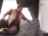 007 Крыши из теголитов, подшивка свесов