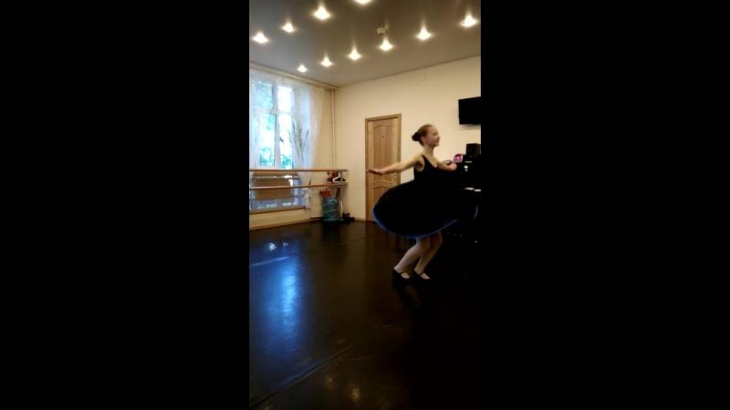 экзамен по народным танцам прыжки вращения ключи перетопы