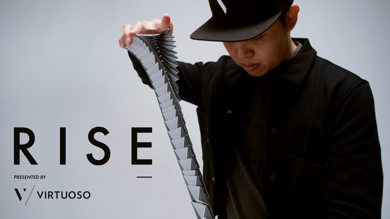 Cardistry - Virtuoso RISE feat. the FW17 Virtuoso deck