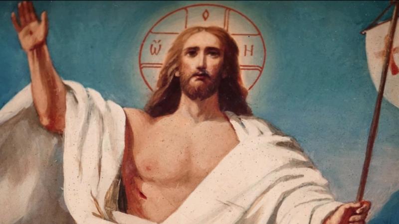 Иисусова молитва. Хор КазПДС
