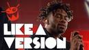 Выступление BROCKHAMPTON с треком «SAN MARCOS» на шоу «triple j»