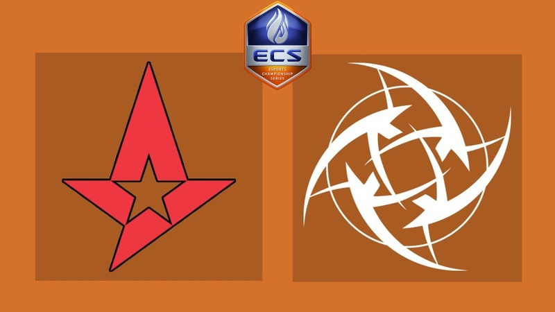 NiP vs Astralis - ECS Season 6 Finals - map1 de_nuke Semi-final