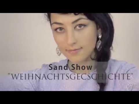 SandSHOW WEIHNACHTSGESCHICHTE Tschaikowsky-Saal - Hamburg