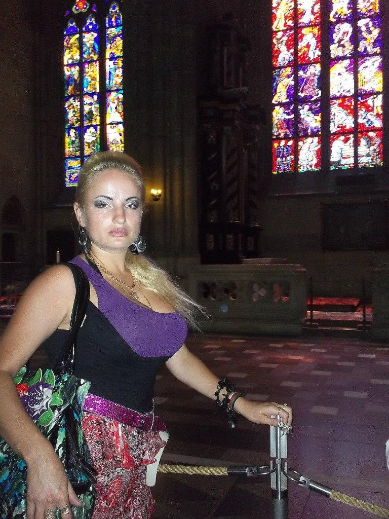 Елена Руденко ( Valteya ) . Чехия. Прага. Лето 2012. Alwl31d1DyA