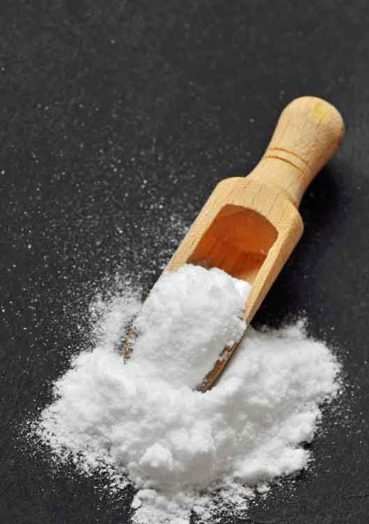 Смесь выпечки соды и уксуса может помочь предотвратить утечку стоков.