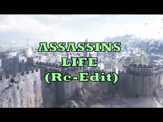 MAXIMAZER & SONIC RE@CTOR - ASSASSINS LIFE (RE - EDIT)