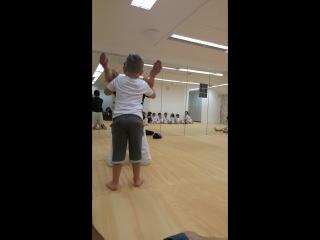 Seba na trenirowke. Taekwondo 👊