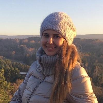 Катерина Земскова