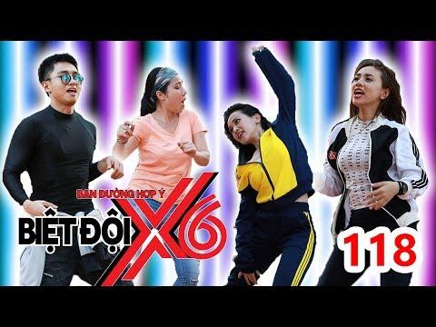 BIỆT ĐỘI X6 | BDX6 118 | Sao Việt đại chiến Battle dance với bài HIT khủng của BIGBANG | 200418 💃