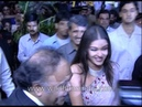 Aishwarya Rai Madhuri Dixit Shah Rukh Khan at the screening of movie Devdas