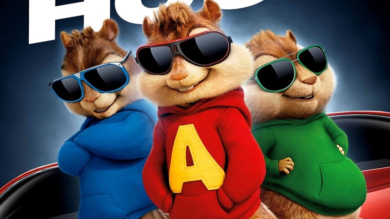 KA-RE - ПОЛОВИНА(Alvin and the Chipmunks)