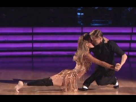 DWTS Season 18 FINALE : Amy Purdy Derek - Cha Cha/Tango - Dancing With The Stars 2014 Finals