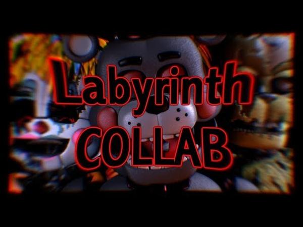SFM FNAF Collab Labyrinth CG5